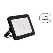 LED Floodlight Slim 10w, 1000 Lumen (100lm/w), IP65, 2 Jaar garantie