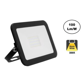 LED Floodlight Slim 20w, 2000 Lumen (100lm/w), IP65, 2 Jaar garantie