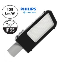 Led Straatverlichting 100w Philips LumiLeds, 13500 Lm (135lm/w), IP65, 2 Jaar Garantie