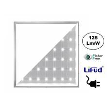 Basic Backlite LED Paneel 60x60cm, 36w, 4500 Lumen (125lm/), Flikkervrije Lifud Driver, Stekkerklaar, 3 Jaar Garantie