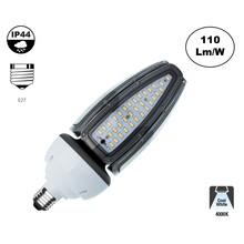 E27 Corn Lamp Recht 40w, 4400 Lumen, 360º, IP44, 2 Jaar Garantie
