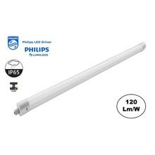 PH Led Tri Proof 150cm, 50w, 6000 Lumen, Philips LED Driver, Philips LumiLEDS, IP65, 3 jaar garantie