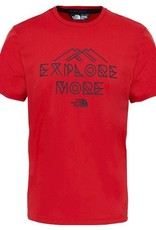 The North Face Tanken 2 Tee Rood