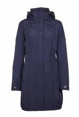 Killtec Luinda outdoor jas blauw