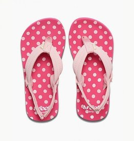 Reef Ahi Kinderslippers Roze