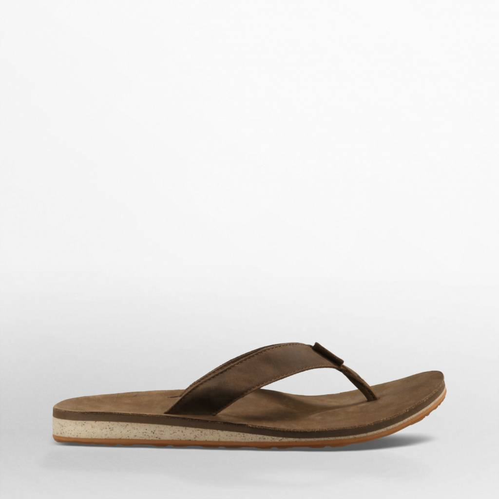 Teva Classic Flip Premium Leather