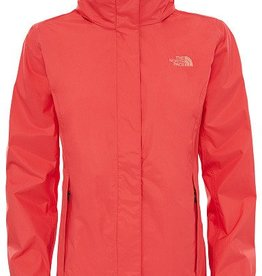 The North Face Resolve Jacket dames rood