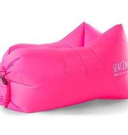 Seatzac Seatzac opblaasbare stoel Roze