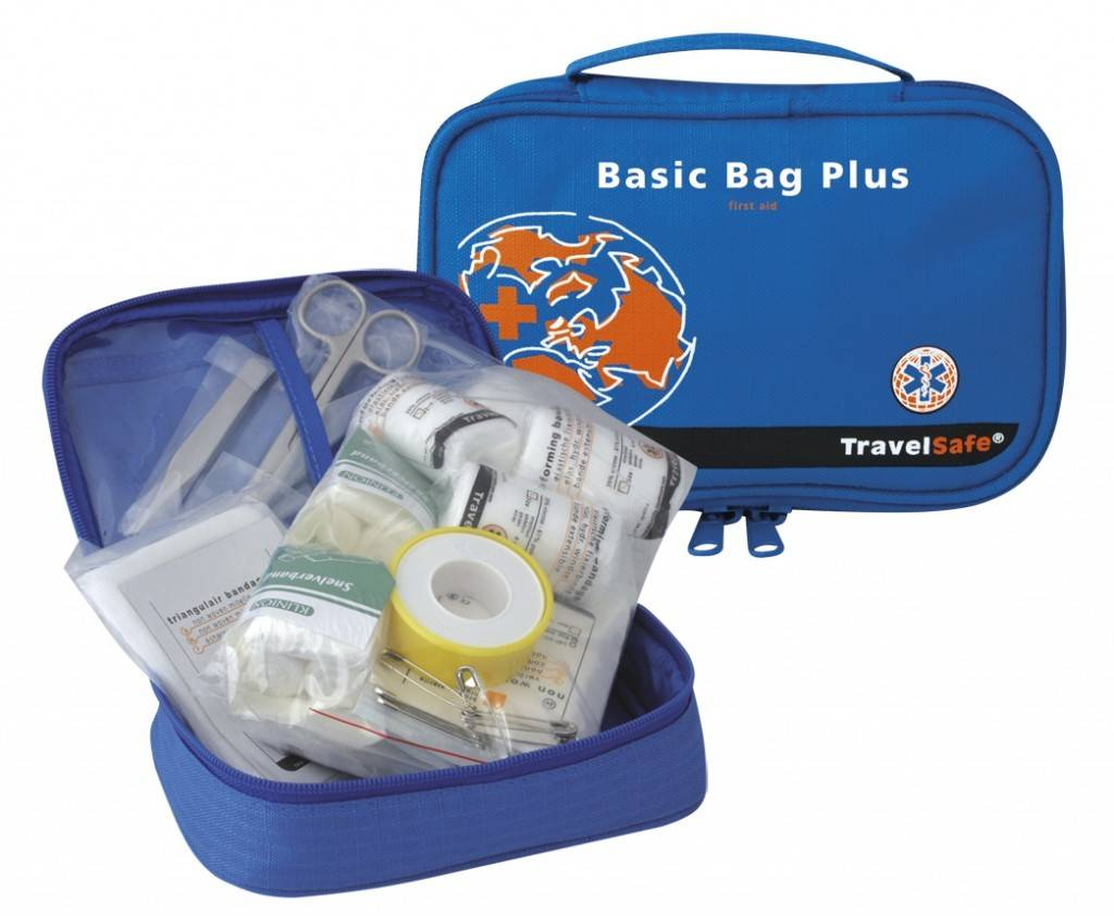 "Travelsafe Basic Bag ""eerste hulp plus"""