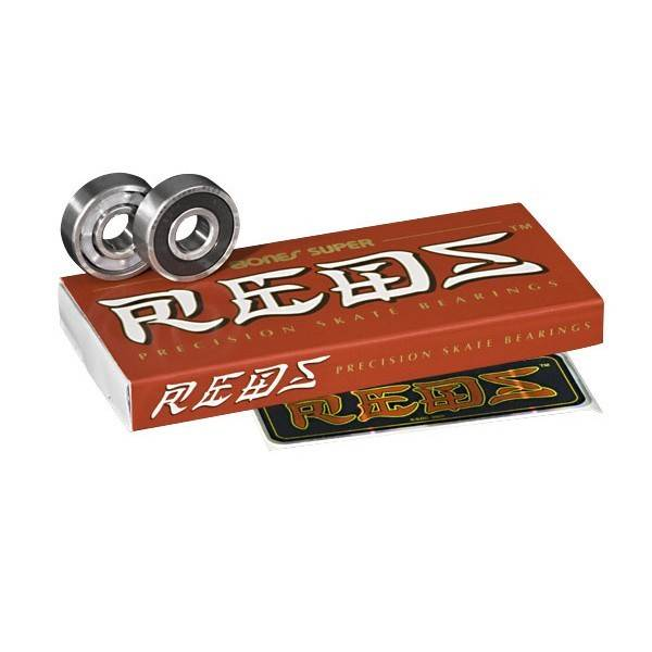Bones Super Reds Lagers 8mm