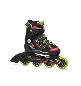 Fila X-one verstelbare inline skates groen 38-41
