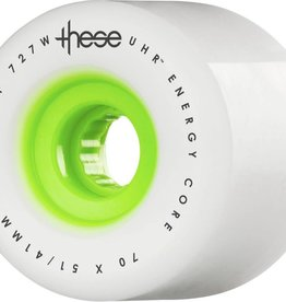 These Free Ride Green Hub Wheel 80D