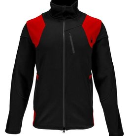Spyder Legend 3L Mid WT Stryke Jacket Red Black