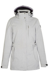 Killtec Charda 3 in 1 jacket white