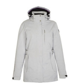 Killtec Charda 3 in 1 jacket white