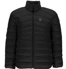 Spyder Geared Full Zip Synthetic Black