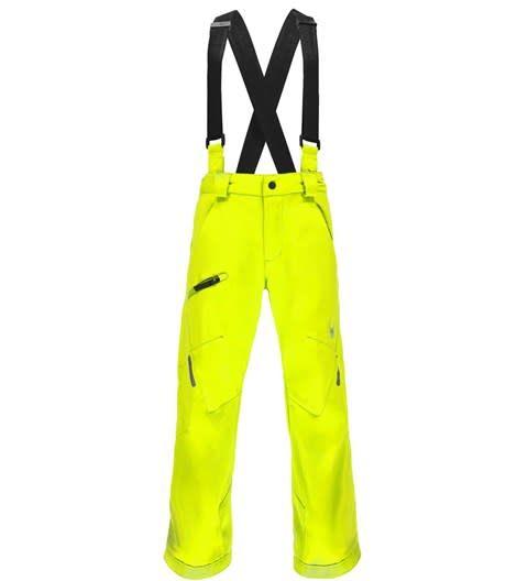Spyder Propulsion Yellow