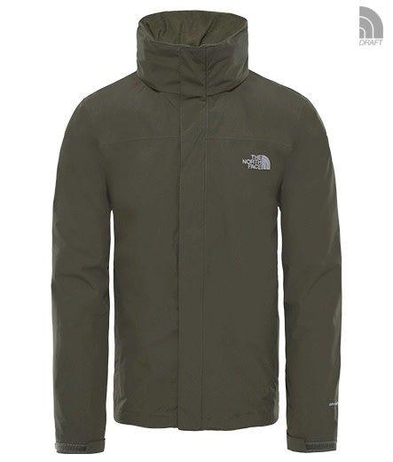 The North Face sangro jacket Green