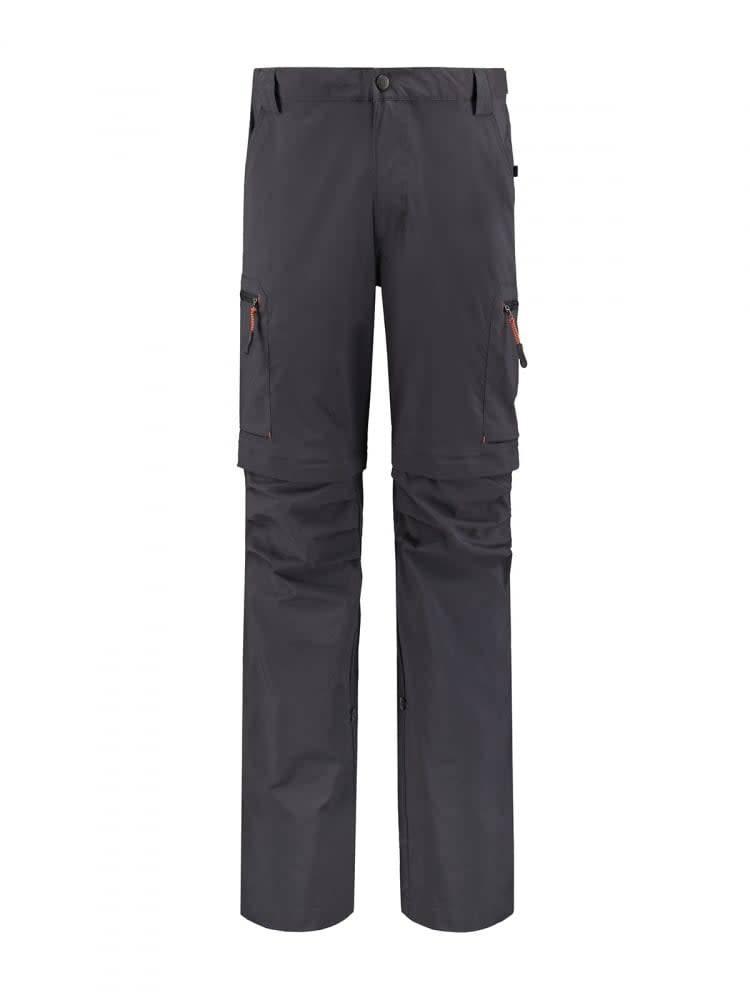 Life Line Mekong men's Zip-Off trousers Dark Grey