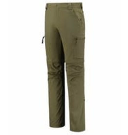Life Line Mekong men's Zip-Off trousers Army Green