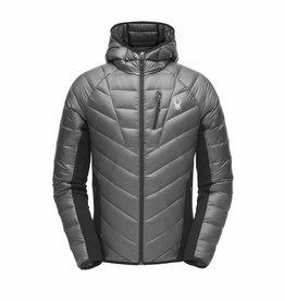 Spyder Syrround Hybrid Hoody Polar Black