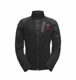 Spyder Wengen Full Zip Black