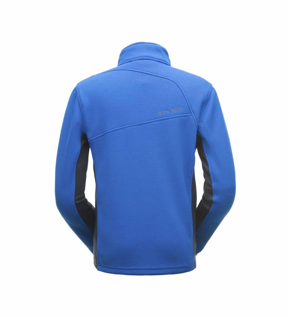 Spyder Bandit Half Zip French Blue