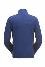 Spyder Bandit Half Zip Dark Blue