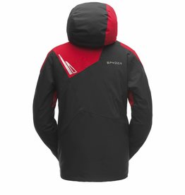 Spyder Leader Jacket Red