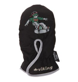 Viking Skater Black