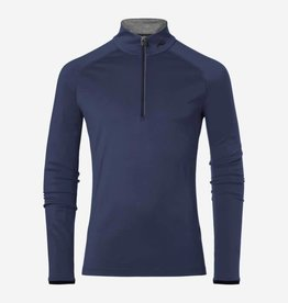 Kjus Feel Half Zip Atlanta Blue