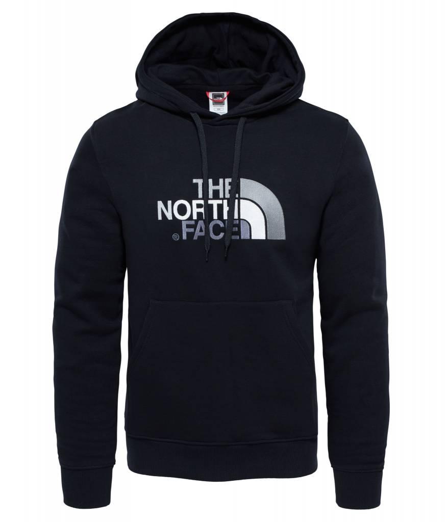 The North Face Drew Peak Pull Over Hoodie Black
