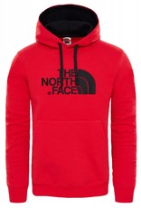 The North Face Drew Peak Pull Over Hoodie Red