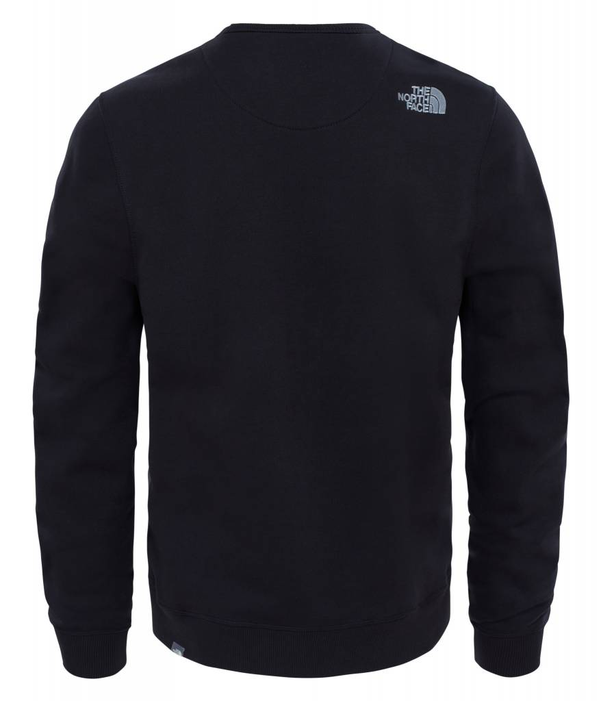 The North Face Drew Peak Crew Black