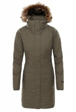 The North Face Artic Parka II Taupe Green
