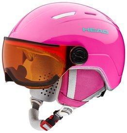 Head Maja Visor Pink