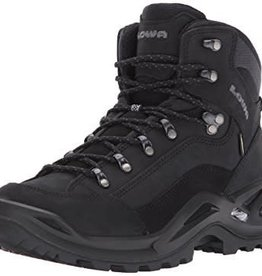 Lowa Renegade Mid GTX Black Dames