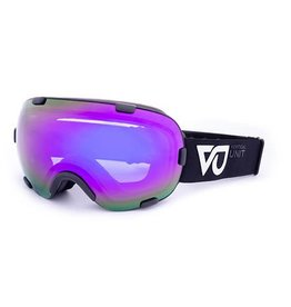 Vertical Unit Craze Black Yellow Revo Purple