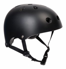 Slamm SFR Helm Matt Black