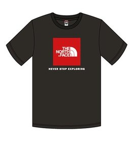 The North Face Y Box Tee Black
