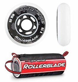 Rollerblade Wheels Sepreme Urban 80-85A