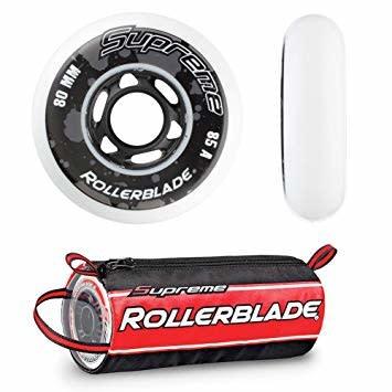 Rollerblade Wheels Sepreme Urban 80-85A