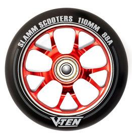 Slamm V-Ten Aluminium Red