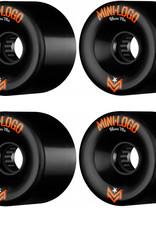Mini Logo A-Cut A.W.O.L. Wheel Black