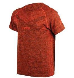 Viking Flynn Short Sleeve Top Orange