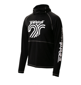 Rehall Jack-R Hooded Black
