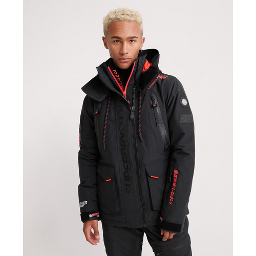 SuperDry Ultimate Snow Rescue Onyx