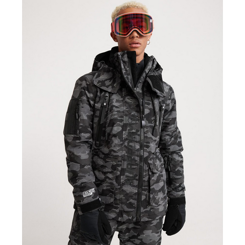 SuperDry Ultimate Snow Rescue Black