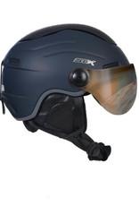 STX Helmet Visor Slate Blue Grey
