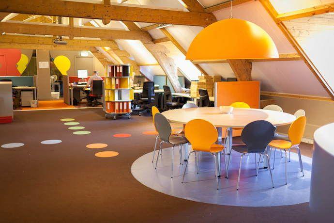 Werken in een kantoortuin: de voordelen op een rij